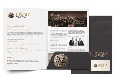 Idwala Profile Folder