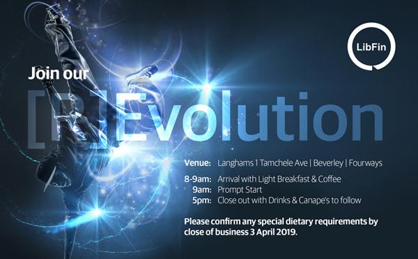 [R]evolution Invite
