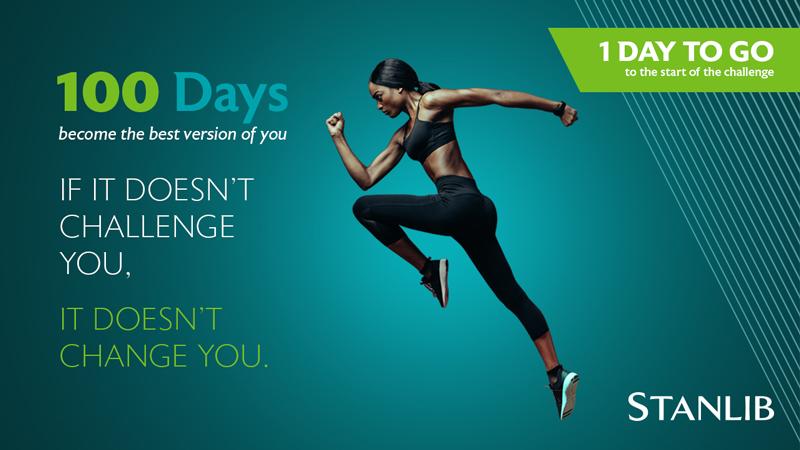 100 Days Fitness Challenge